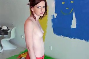 Anal Loving Redhead Teen Fucked POV Porn Videos
