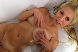 Shy College Girl With Big Natural Tits Gets Hard Fuck To Orgasm